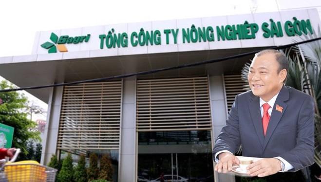 Ông Lê Tấn Hùng bị đình chỉ công tác do có các sai phạm đã được Thanh tra TP. HCM và Kiểm toán Nhà nước phát hiện tại Sagri trước đó. (Ảnh: TNO)