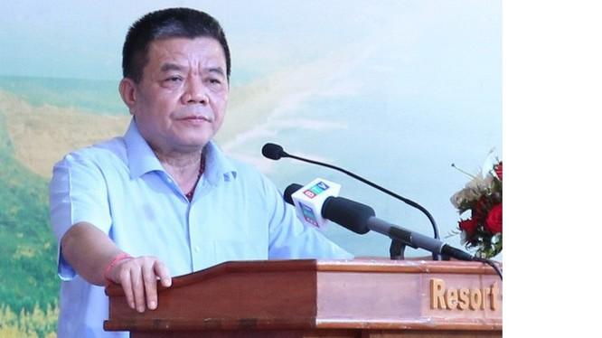 Ông Trần Bắc Hà, cựu chủ tịch hội đồng quản trị BIDV - Ảnh: T.L.