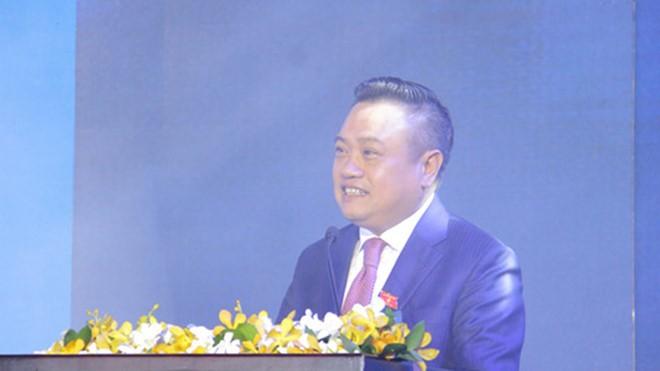 Ông Trần Sỹ Thanh, Chủ tịch PVN. (Ảnh: PVN)