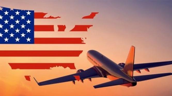 Dù nhiều lần tuyên bố nhưng đến thời điểm này vẫn chưa có hãng bay nào có Việt Nam có đường bay tới Mỹ. (Ảnh: Internet)