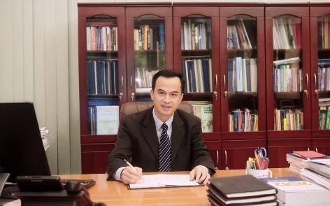 Ông Vũ Nhữ Thăng tân Phó Chủ tịch Ủy ban Giám sát tài chính Quốc gia. (Ảnh: Bộ Tài chính)