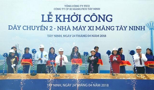 """Chuyển động """"kín"""" ở Xi măng Fico Tây Ninh. (Nguồn: Internet)"""
