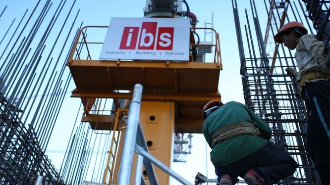 Summit Building đã được đổi chủ sang Veracity. (Ảnh: dự án đang được thi công bởi tổng thầu IBS)