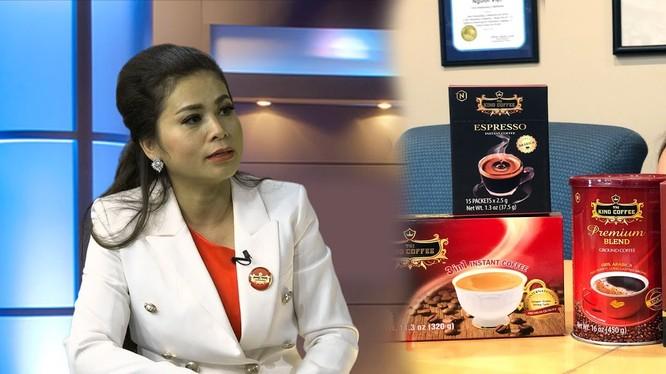 """King Coffee - """"mộng riêng"""" của bà Lê Hoàng Diệp Thảo"""