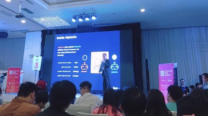 Sự kiện Vietnam Web Summit 2019