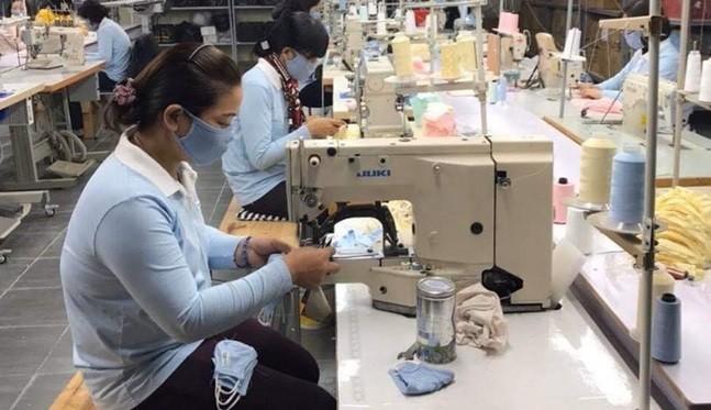 Có hay không nguy cơ thiếu nguyên liệu sản xuất tại các công ty khẩu trang
