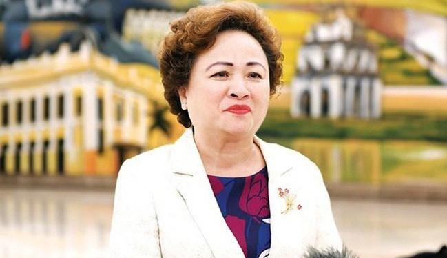 """Quyết định rút lui tại Hapro của """"Madame"""" Nguyễn Thị Nga là khá bất ngờ. (Ảnh: Internet)"""