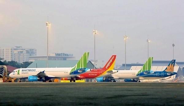 Vấn đề của các hãng hàng không Việt Nam hiện nay là thiếu hạ tầng. Nhưng cuộc tranh cãi về chủ đầu tư nhà ga T3 Tân Sơn Nhất đến nay vẫn chưa có hồi kết. Ảnh:Bamboo Airways