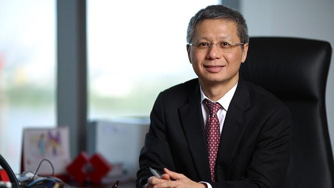 Ông Nguyễn Lê Quốc Anh sẽ hoàn tất nhiệm kỳ 5 năm thành công tại Techcombank vào tháng 9 tới.