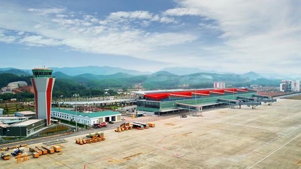 Sân bay Vân Đồn - một hạ tầng quan trọng cho khu vực Vân Đồn đã được Sun Group đầu tư - Ảnh: S.G.