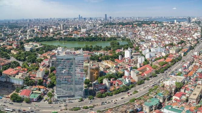 BIDV Tower cũng là nơi đặt hội sở của BIDV.