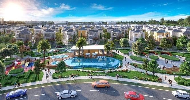 Bất động sản đô thị vệ tinh mô hình sinh thái tích hợp tiện ích hoàn chỉnh hiện đại là sẽ xu hướng mới của thị trường địa ốc