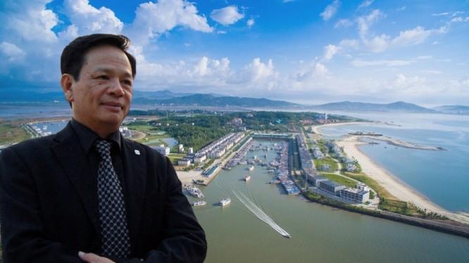 Ông Đào Hồng Tuyển - Chủ tịch Tập đoàn Tuần Châu