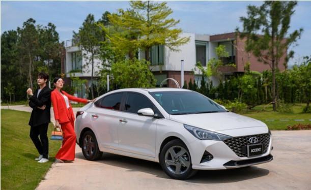 TC MOTOR công bố kết quả bán hàng Hyundai tháng 4/2021.
