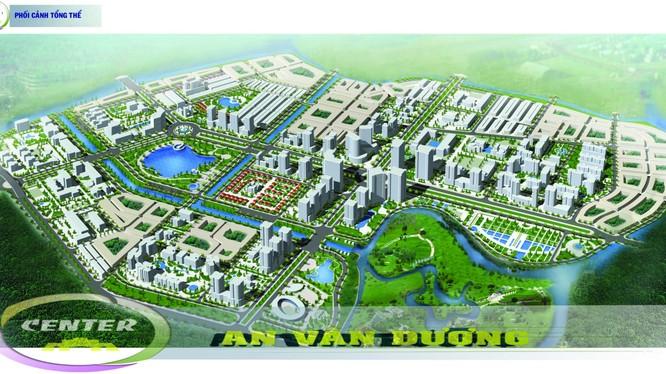 Khu A - Đô thị mới An Vân Dương (Nguồn: thuathienhue.gov.vn)