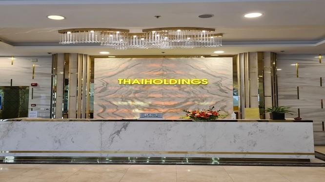 Văn phòng của Thaiholdings (Nguồn: THD)
