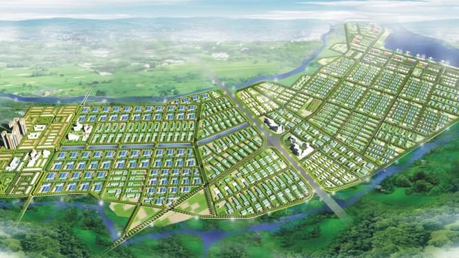 Khu công nghiệp Thành Thành Công (Nguồn: TCC Land)