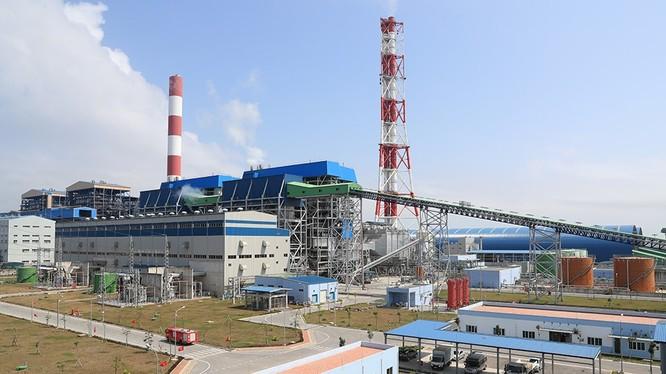 Nhà máy Nhiệt điện Thái Bình 2 (Nguồn: EVN)
