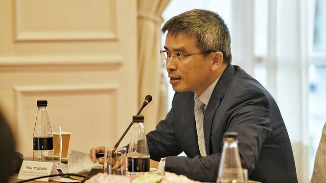 Ông Trần Trọng Kiên - Chủ tịch Thiên Minh Group (Nguồn: TMGroup)