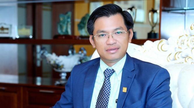 Ông Trần Ngọc Tâm, CEO Nam A Bank