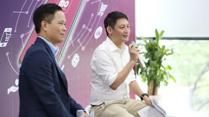 Ông Nguyễn Mạnh Tường - Phó Chủ tịch kiêm CEO Momo