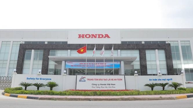 Nhà máy Honda tại Việt Nam (Nguồn: Honda)