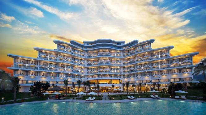 Dự án Cam Ranh Riviera Beach Resort & Spa (Nguồn: Crystal Bay)