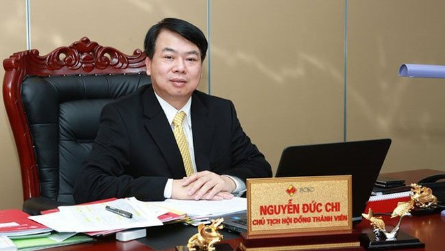 Chân dung ông Nguyễn Đức Chi (Nguồn: SCIC)