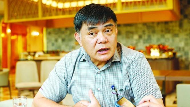 Ông Nguyễn Hữu Đường - Chủ tịch Tập đoàn Hòa Bình (Nguồn: Internet)