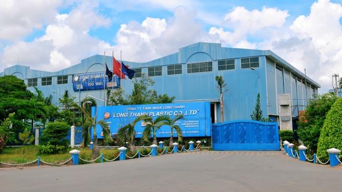 Nhà máy Nhựa Long Thành (Nguồn: Long Thành Plastic)