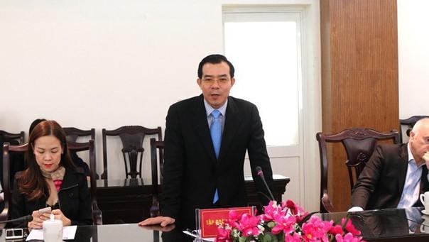 Ông Vũ Quang Bảo - Tổng Giám đốc Bitexco (Nguồn: Internet)