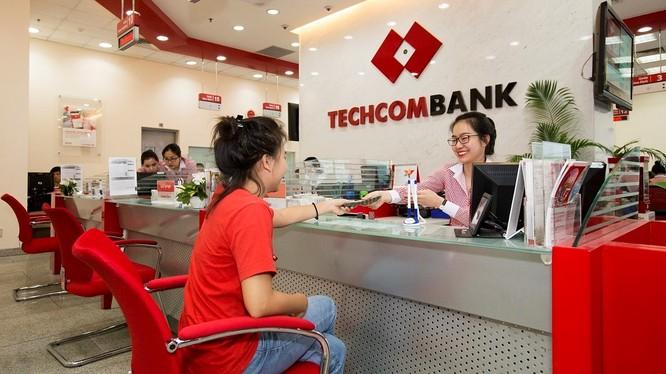 Techcombank báo lãi 9.000 tỉ đồng nửa đầu năm 2021 (Nguồn: Internet)
