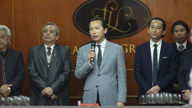 Chân dung đại gia Lê Văn Vọng (Nguồn: Lã Vọng Group)
