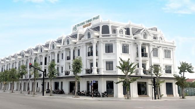 Khu biệt thự liền kề Trường Thịnh Phát tại TP. Vinh (Nguồn: TTP Group)