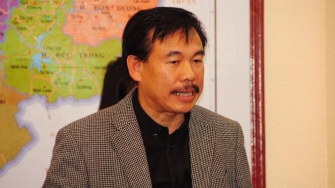 Ông Võ Nhật Thăng - Chủ tịch HĐQT Vietracimex (Nguồn: Internet)