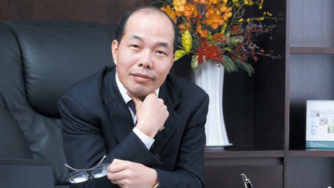 Ông Trịnh Văn Tuấn - Chủ tịch Ngân hàng TMCP Phương Đông (OCB)