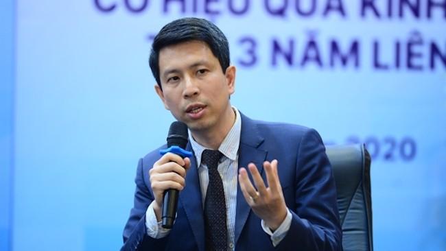 TS. Phan Long, Giám đốc Viện Nghiên cứu kế toán Úc