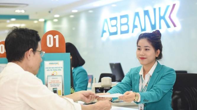 ABBank chào sàn UPCoM với giá tham chiếu 15.000 đồng/cp (Nguồn: ABBank)