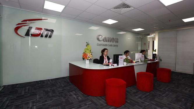 CTCP Lê Bảo Minh là nhà phân phối chính thức của Canon tại Việt Nam (Nguồn: LBM)