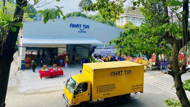 Nhất Tín Logistics - nhà vận chuyển cho Samsung, FPT, Thegioididong... (Nguồn: ntlogistics.vn)