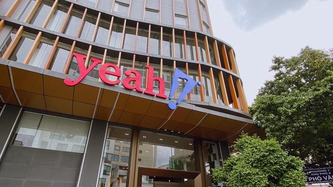 Trụ sở của CTCP Tập đoàn Yeah1 (Nguồn: yeah1group.com)