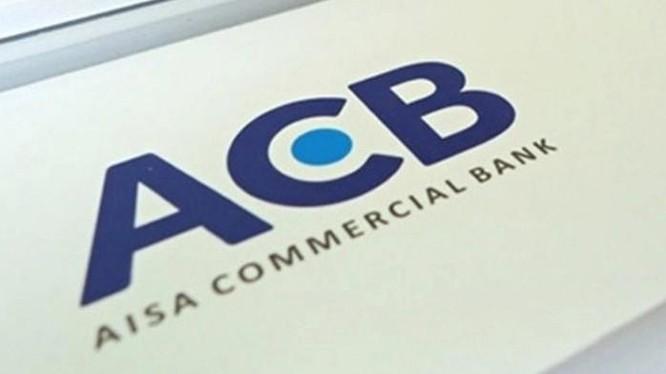 Quý 1/2021, ACB tăng mạnh trích lập dự phòng lên gần 606 tỉ đồng (Nguồn: Internet)