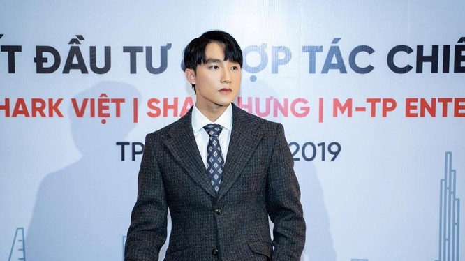 Chân dung ca sĩ Sơn Tùng M-TP (Nguồn: Internet)