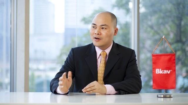 CEO Bkav Nguyễn Tử Quảng: LG bán mảng sản xuất, giữ lại mảng R&D và thiết kế Smartphone là hợp lý! (Nguồn: Internet)
