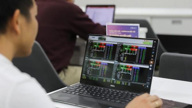 Có gần 257.000 tài khoản chứng khoán được nhà đầu tư trong nước mở mới trong Quý 1/2021 (Nguồn: Internet)