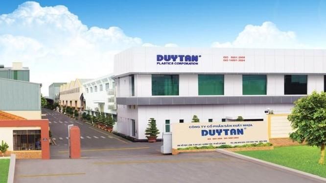 Nhà máy Nhựa Duy Tân (Nguồn: Internet)