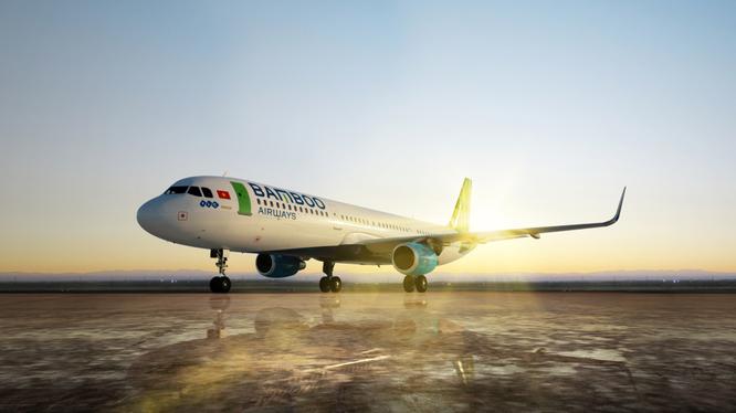 Bamboo Airway tăng vốn lên 10.500 tỉ đồng (Nguồn: Bamboo Airways)