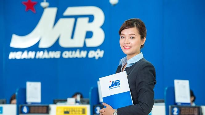 MB nhắm ngôi đầu về ngân hàng số năm 2021 (Nguồn: MBBank)