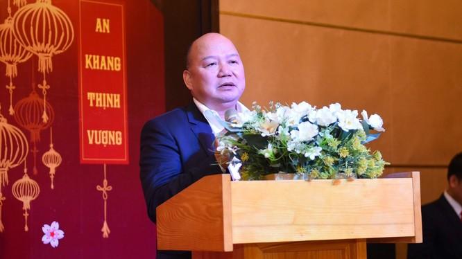 Ông Tô Dũng - Chủ tịch Tập đoàn Xuân Cầu (Nguồn: Xuân Cầu Holdings)
