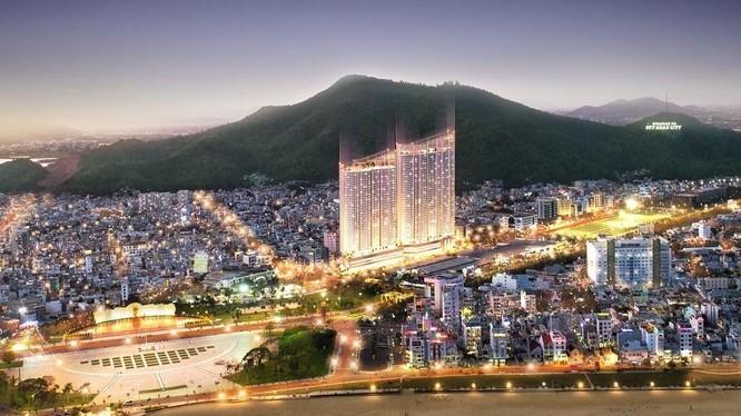 Phối cảnh dự án I-Tower Quy Nhơn (Nguồn: itowerquynhon.com.vn)